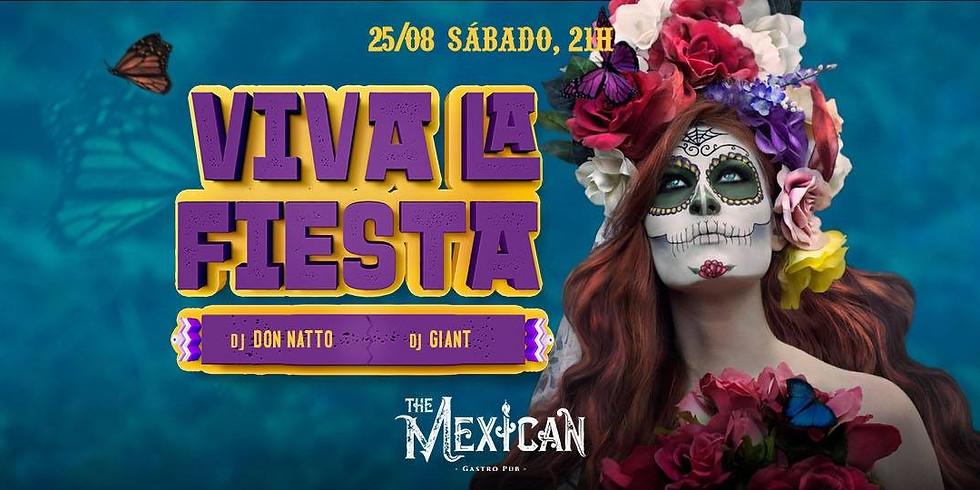 Sábado VIVA LA FIESTA 25/08 & Double Vodka (Reggaeton/Pop/Hits)