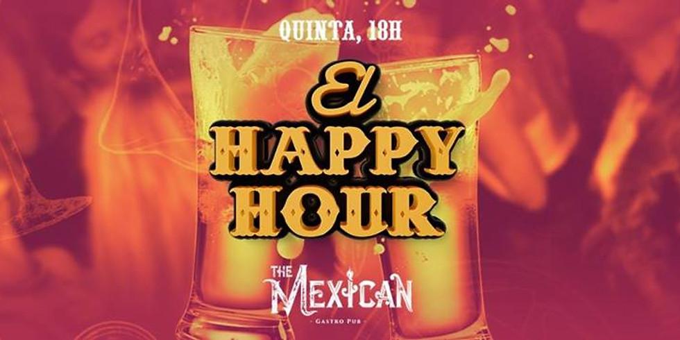 Quinta Happy Hour! 23/08 Cardápio Promo & Chopp em Dobro • Entrada Libre!