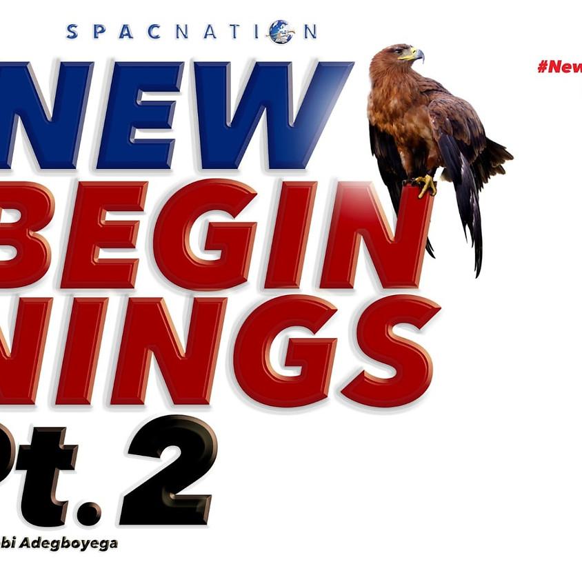 New Beginnings Part 2