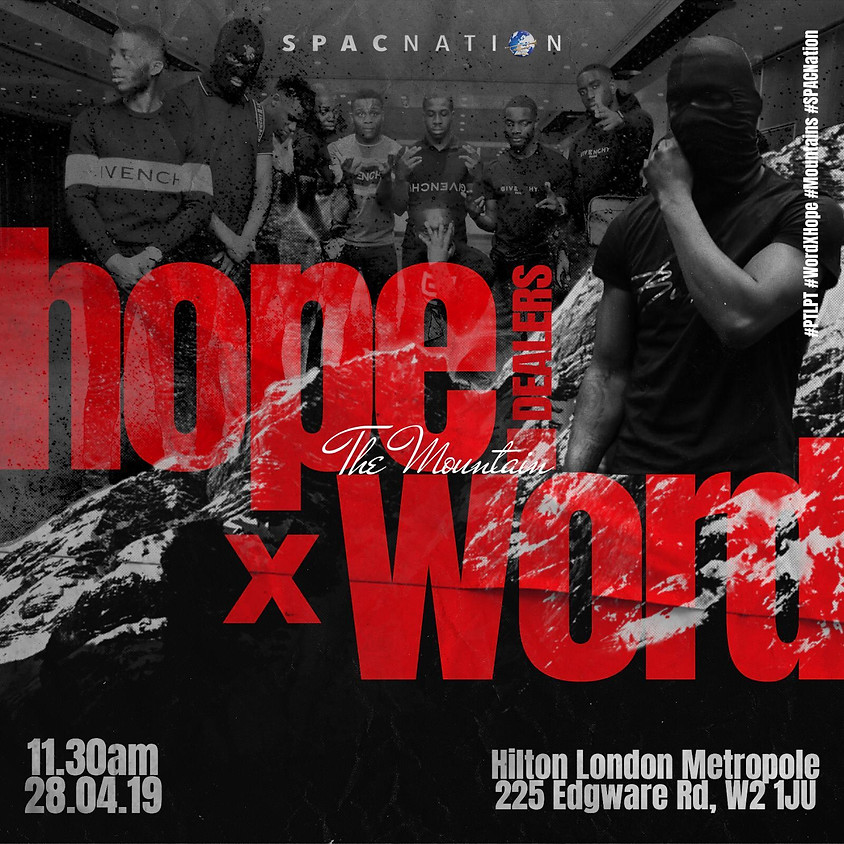 HOPE X WORD