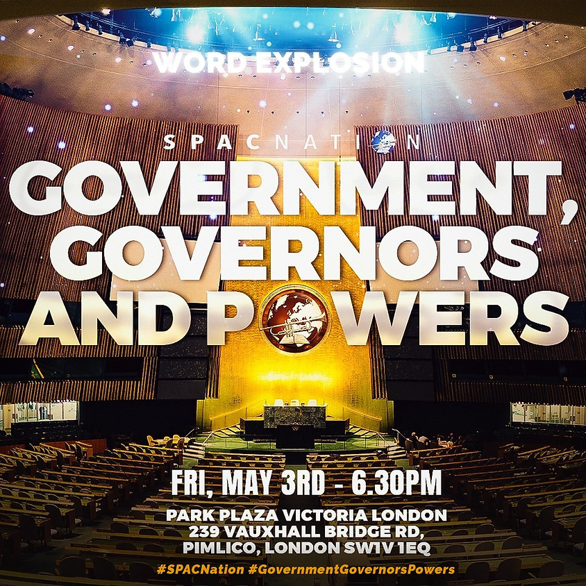 Government, Governors and Powers