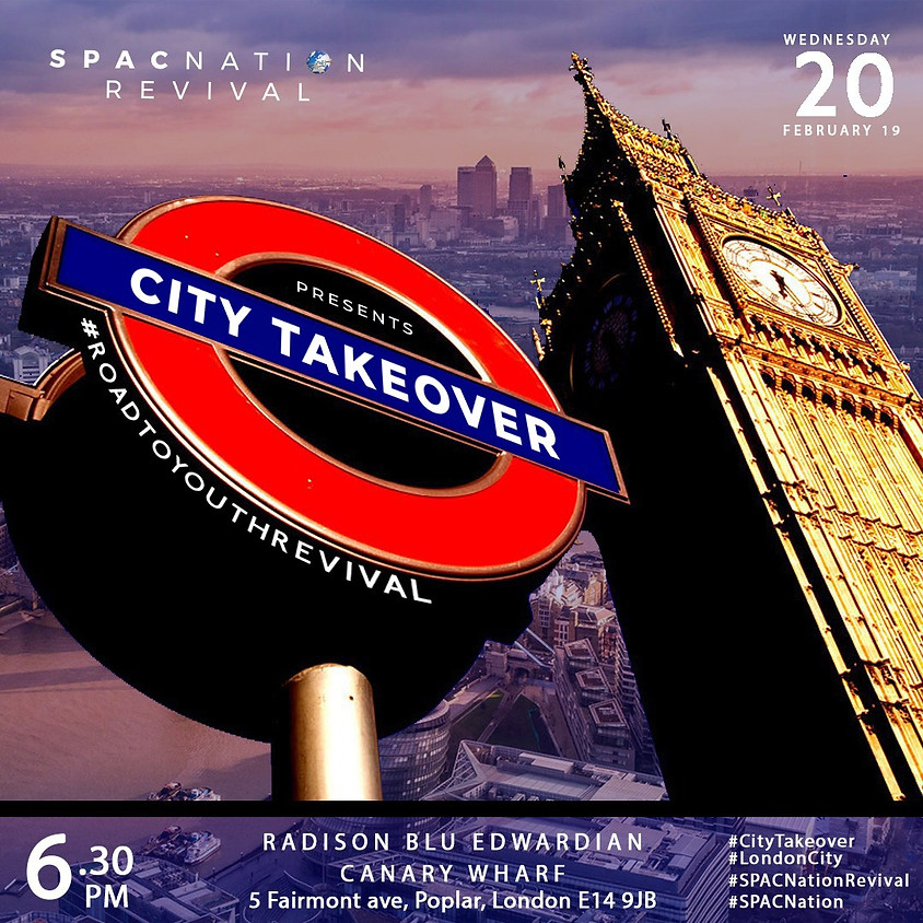 City Takeover - Revival