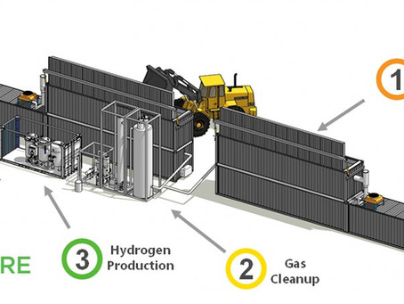 Wildfire Energy awarded grant to build Australia's first waste to hydrogen plant