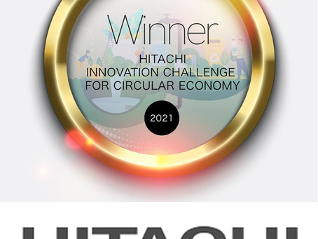 Wildfire Energy a winner in Hitachi's innovation challenge for circular economy