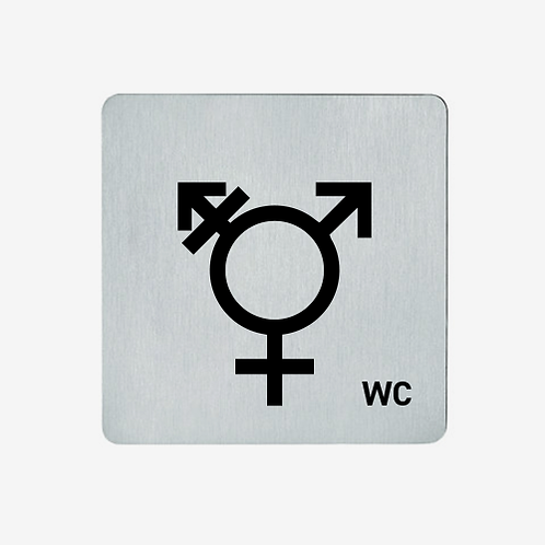 Transgender WC signs