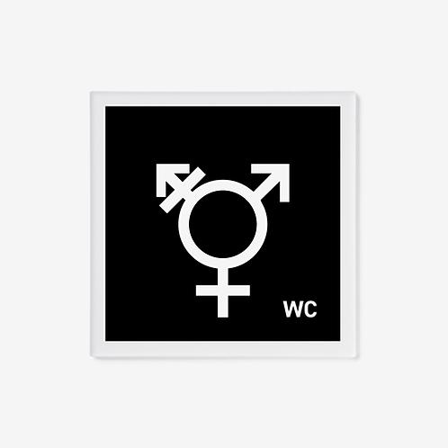 Transgender WC signs