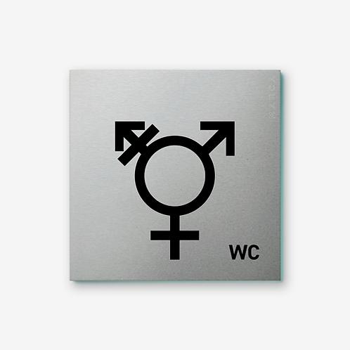Transgender WC sign
