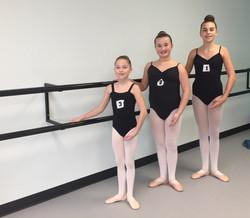 RAD Ballet Exam set