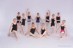 Ballet - Pointe class 2018