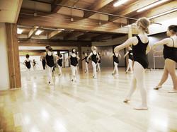 Ballet Class @ Ballet 'n' All That J