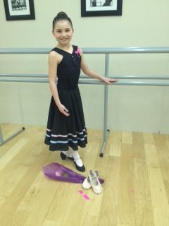 RAD Ballet Exams - Character