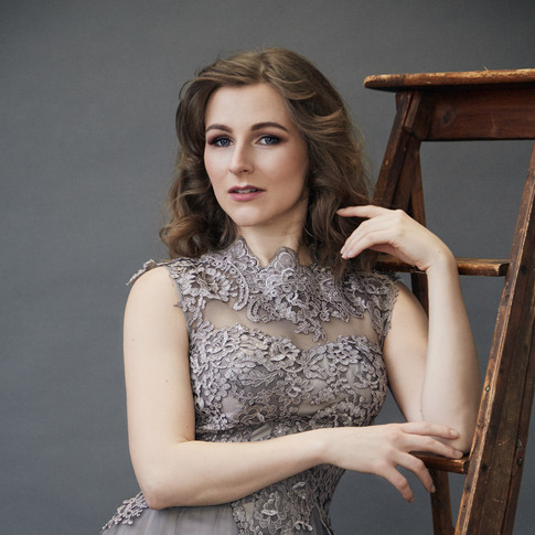 Opera Singer Saara Rauvala