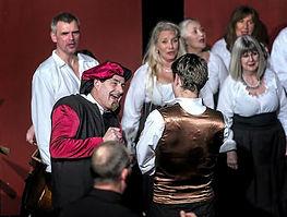 Opera i Provinsen Rigoletto og kor