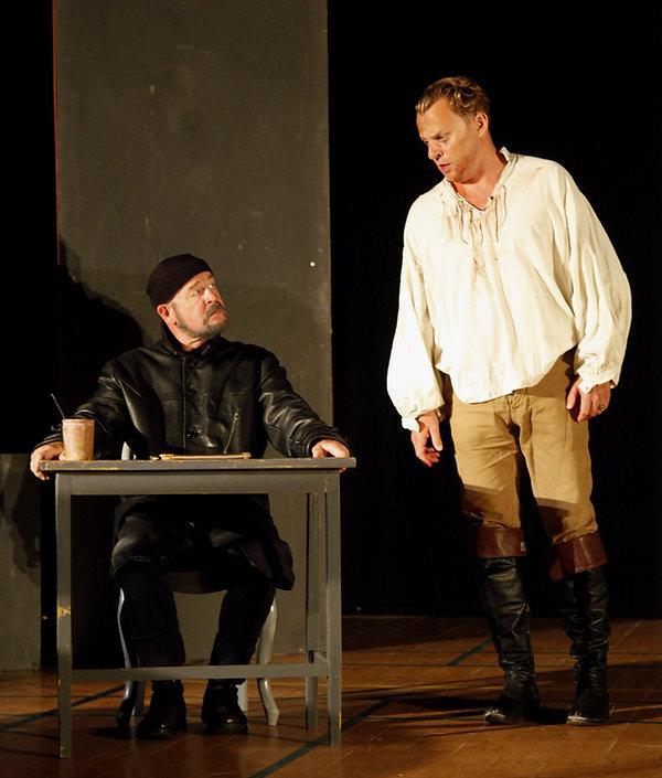 Opera i Provinsen TOSCA Uffe Henriksen