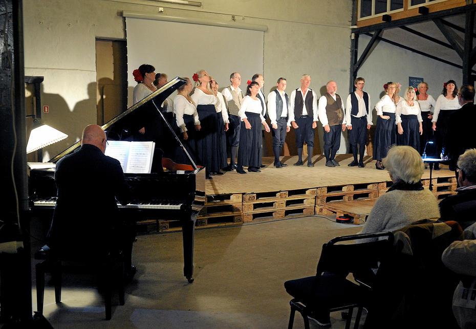 Opera i Provinsen I Teaterkoncert