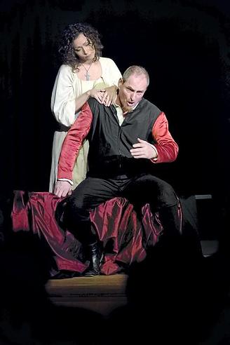 Opera i Provinsen Rigoletto Børge Nielsen Camila Illeborg