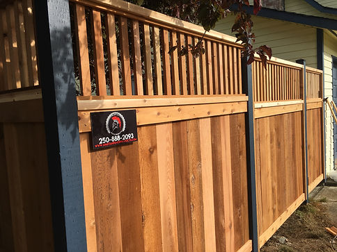 Spartan Fence Products