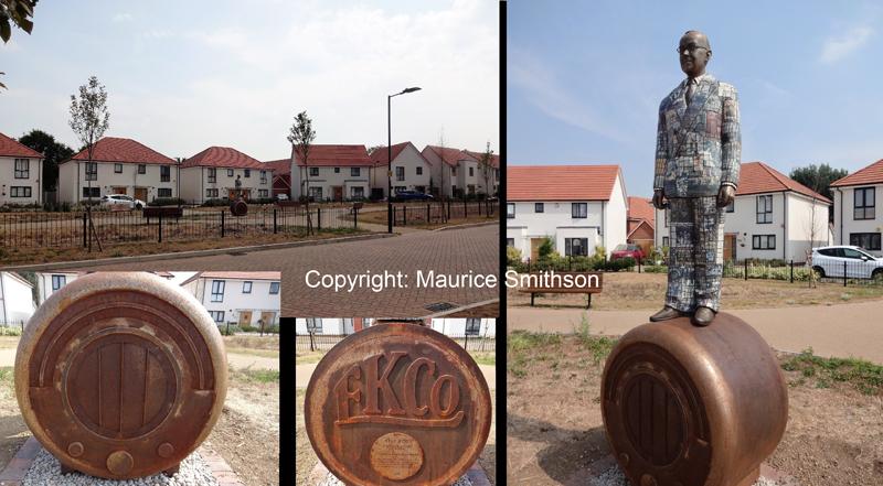 EKCO Park Monument