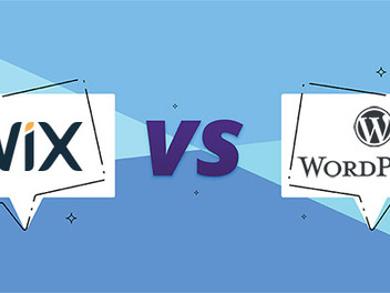 Wix vs WordPress: A Review
