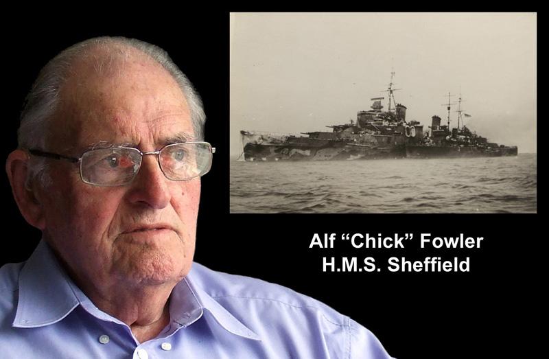 Alfred Fowler, ex- HMS Sheffield