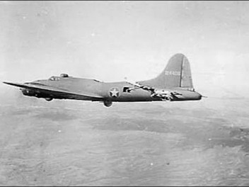 The 'All-American' B-17 Survival Story