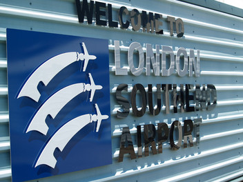 London Southend Airport 2021