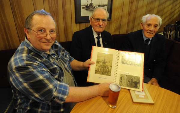 Veterans of the Royal Navy