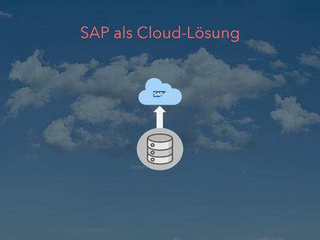 Welche Vorteile bietet SAP in der Cloud?