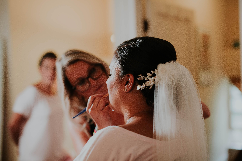 wedding makeup rochester