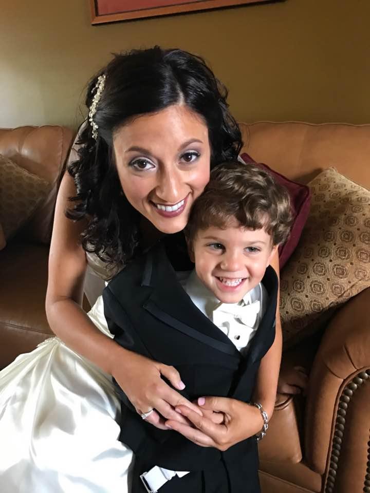 Amanda Grugnale Wedding 1