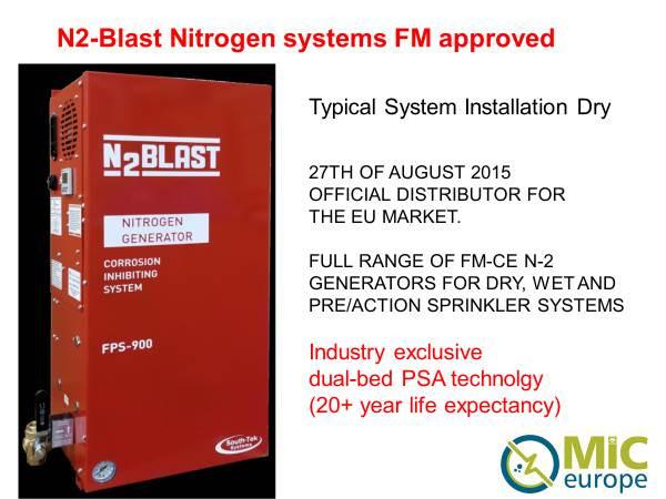 N2Blast dry