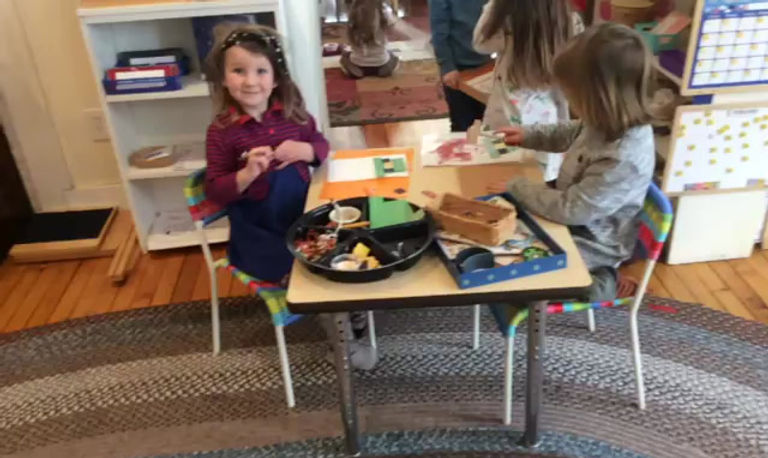A day at Morning Star Montessori