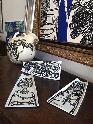 Ceramic Wedding Collection