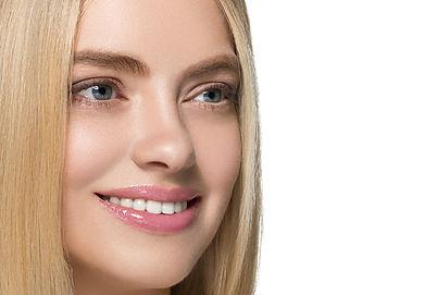 teeth-smile-woman-long-blonde-hair-healt