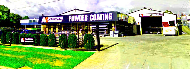 Our facility where we perform primer metal coating services in Adelaide