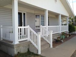 porch fencing