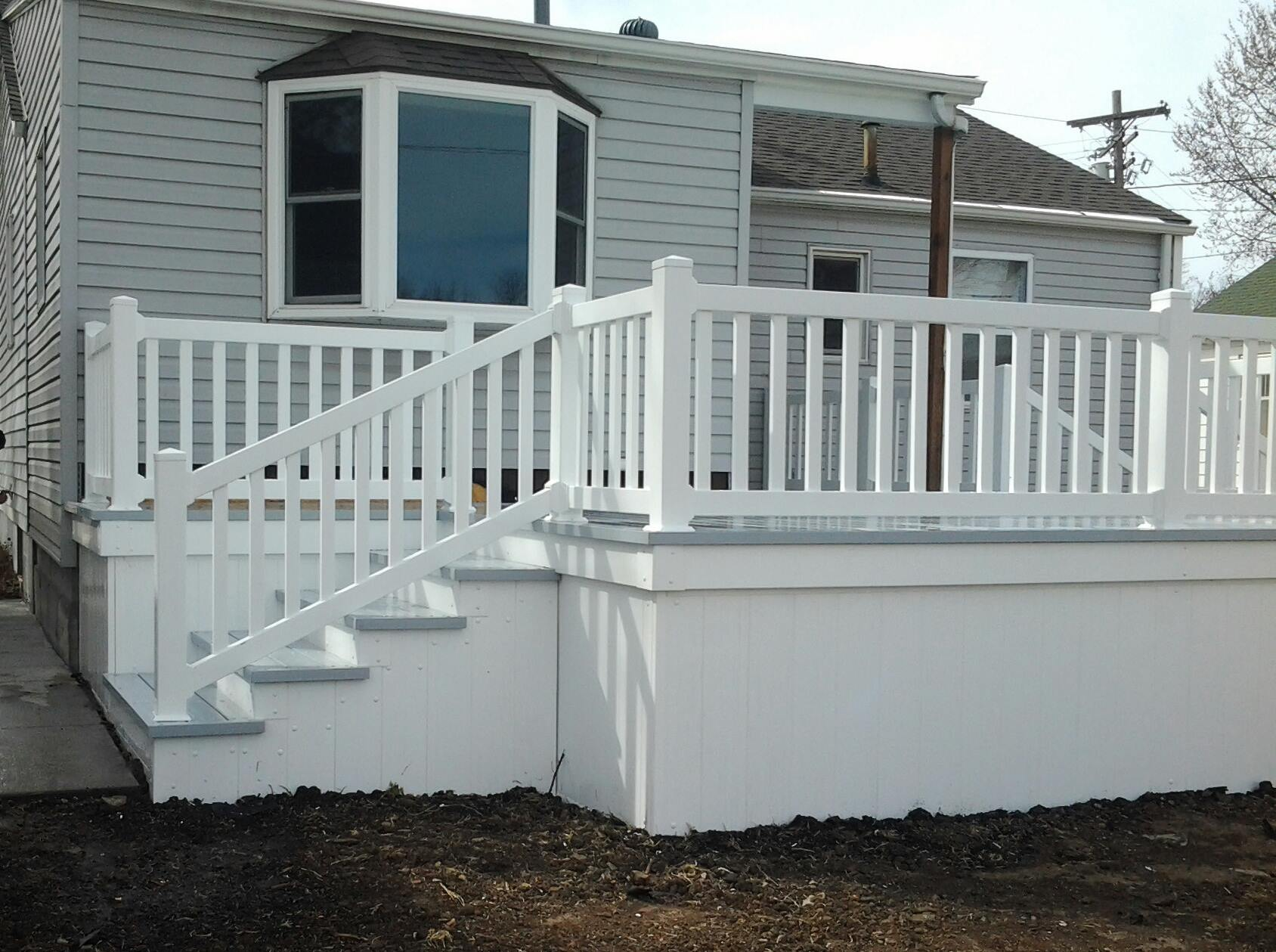 eldridge decking