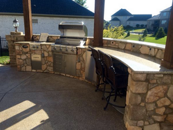 saber grill patio
