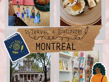 Travel &  Stationery - MONTRÉAL