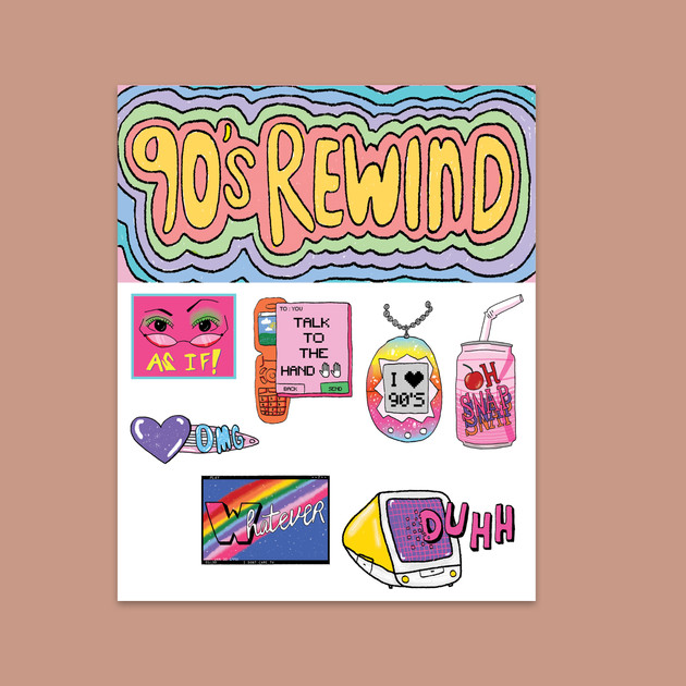 90sRewind: Fun Phrases