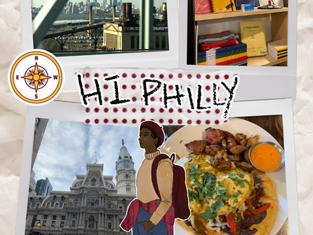 Travel & Stationery: PHILADELPHIA