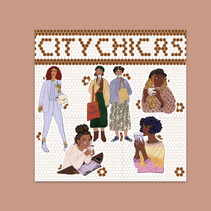 City Chicas: Coffee, Tea & Espresso