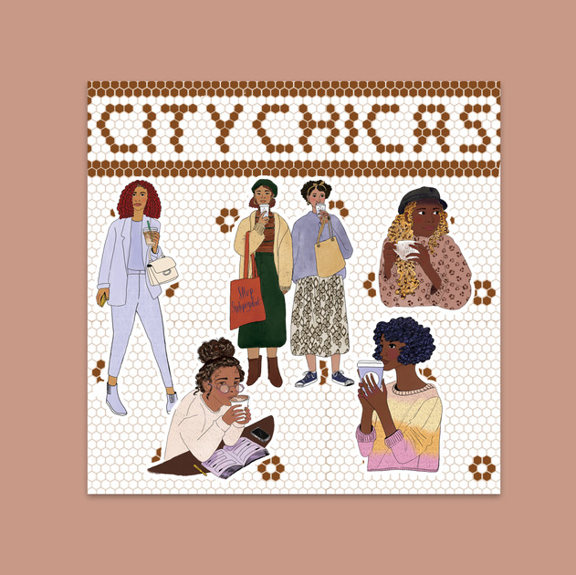 City Chicas: Coffee, Tea & Espresso