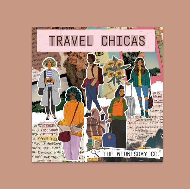 City Chicas: Travel Chicas