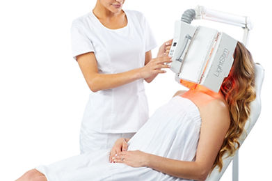 LED Light Therapy Facial St Louis Spa He