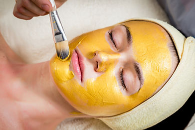Gold Facial St louis healing hamsa spa.j