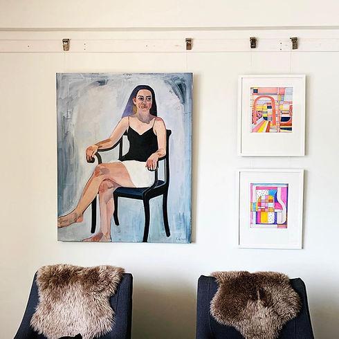 Jennifer Klemp Fine Artist St. Louis, MO. Missouri  original oil paintings, limited edition prints