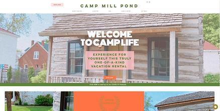 camp mill pond m reed studio website des