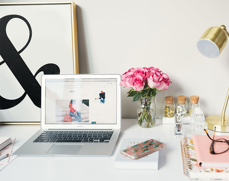 M Reed Studio Marketing Website Design St. Charles MO
