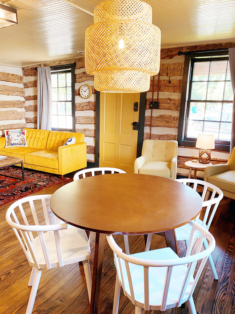 redfin real estate blog m. reed studio meghan reed press interior design expert top tips for a small space st. louis mo  st. charles missouri camp mill pond vacation rental cabin